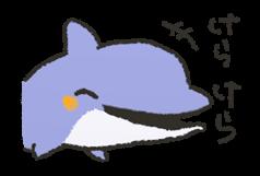 cute! zoo of sticker sticker #5935045