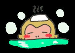 cute! zoo of sticker sticker #5935070