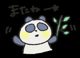 cute! zoo of sticker sticker #5935071