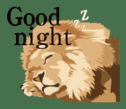 animal house ver.english sticker #5939595