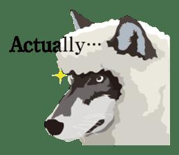 animal house ver.english sticker #5939611