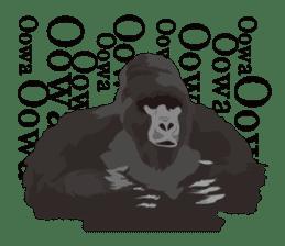 animal house ver.english sticker #5939616