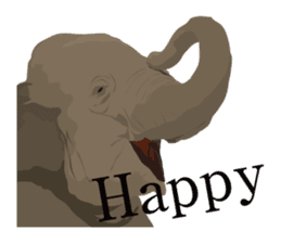 animal house ver.english sticker #5939620