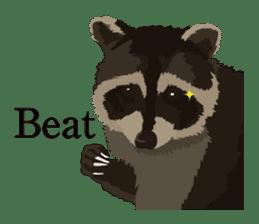 animal house ver.english sticker #5939626