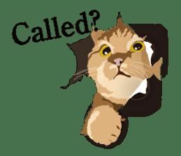 animal house ver.english sticker #5939630