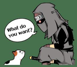 Ninja -SHINOBI- sticker #5940842