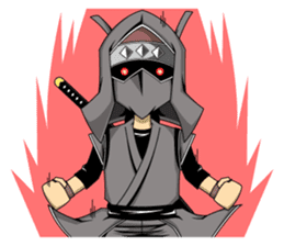 Ninja -SHINOBI- sticker #5940847