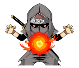 Ninja -SHINOBI- sticker #5940860