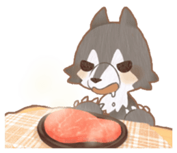 Cook and eat! sticker #5942844