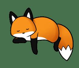StupidFox sticker #5962156