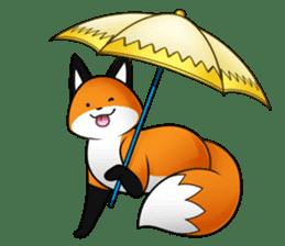 StupidFox sticker #5962190