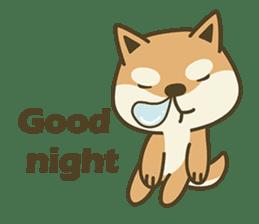 Shiba Inu(Shiba-Dog) Little Butt(cute) sticker #5992534