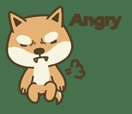 Shiba Inu(Shiba-Dog) Little Butt(cute) sticker #5992544