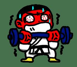 Karate Boy! 2 sticker #6000705