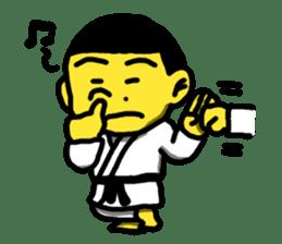Karate Boy! 2 sticker #6000709
