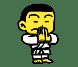 Karate Boy! 2 sticker #6000723