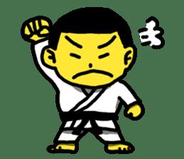 Karate Boy! 2 sticker #6000725