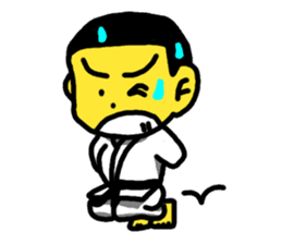 Karate Boy! 2 sticker #6000732