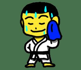 Karate Boy! 2 sticker #6000742