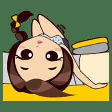 Alice in College Version sticker #6002752