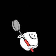 สติ๊กเกอร์ไลน์ egghumen