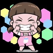 สติ๊กเกอร์ไลน์ NomYen Animated Stickers