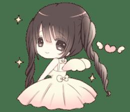 Milk, The Cute Junior High School Girl3 sticker #6019148