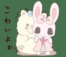 Milk, The Cute Junior High School Girl3 sticker #6019173