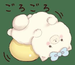 Milk, The Cute Junior High School Girl3 sticker #6019174