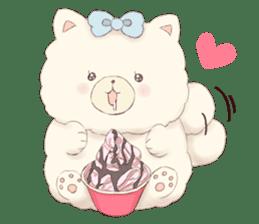 Milk, The Cute Junior High School Girl3 sticker #6019176