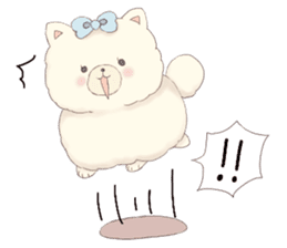 Milk, The Cute Junior High School Girl3 sticker #6019177