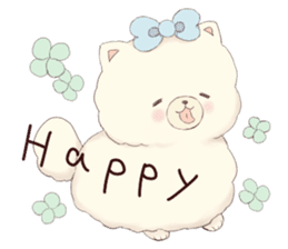 Milk, The Cute Junior High School Girl3 sticker #6019178