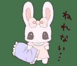 Milk, The Cute Junior High School Girl3 sticker #6019180