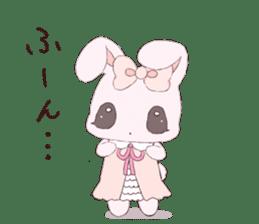 Milk, The Cute Junior High School Girl3 sticker #6019181