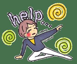 Leap to Ballet World sticker #6022631
