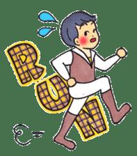 Leap to Ballet World sticker #6022633