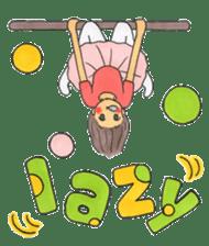 Leap to Ballet World sticker #6022643