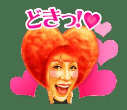KABA.chan sticker #6025076