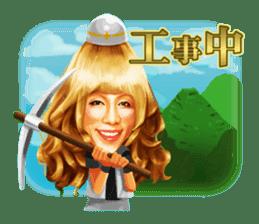 KABA.chan sticker #6025078