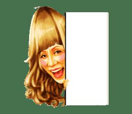 KABA.chan sticker #6025080