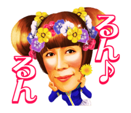 KABA.chan sticker #6025081