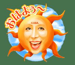 KABA.chan sticker #6025100