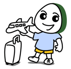 musubi-chan sticker #6029256