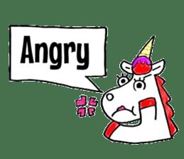 Hello Unicorn sticker #6030634