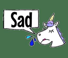 Hello Unicorn sticker #6030648