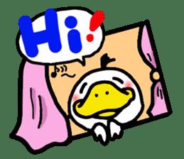 PIKIPONPO2 -English ver.- sticker #6032464