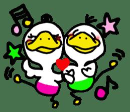 PIKIPONPO2 -English ver.- sticker #6032468