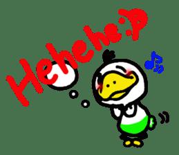 PIKIPONPO2 -English ver.- sticker #6032476