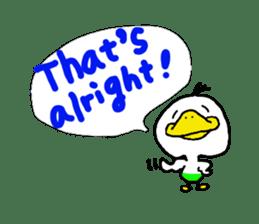 PIKIPONPO2 -English ver.- sticker #6032482