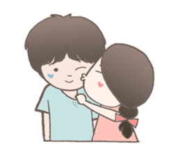 MUMU&PEPO sticker #6033426